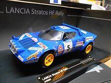 LANCIA Stratos HF Rallye Tour de Corse 1976 #5 Darniche Chardonnet Sunstar 1:18