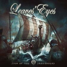 LEAVES' EYES / SIGN OF THE DRAGONHEAD * LIMITED FANBOX-SET 2018 * NEU