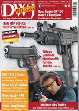 TOP DWJ Deutsche Waffen Journal Heft 11 2015 Anschütz Sako 85 Swarovski