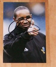 PAUL INCE MK DONS PERSONALLY HAND SIGNED AUTOGRAPH PHOTO