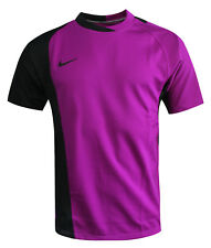 Nike Performance Short Sleeves Dri Fit Mens Rugby Top Purple 329302 511 M10