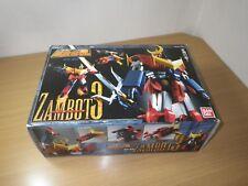 GX-23 Zambot 3 Soul of Chogokin Bandai From Japan USED muteki choujin Gx-23