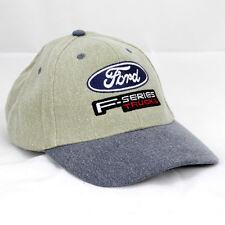 Ford F Series Pick Up Logo US Muscle Car Basecap Mütze Trucker Baseball Cap NEU
