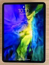 Apple iPad Pro 2020 11 inch 512GB Silver finish (Wifi version)
