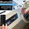 Pyle Marine Bluetooth Stereo Radio - 12v Single DIN Style Boat In dash Radio