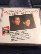 MARIA CALLAS/GUISEPPE DI STEFANO-DUOS D'OPERAS ITALIENS [TOSCA,VERDI,PUCCINI++]