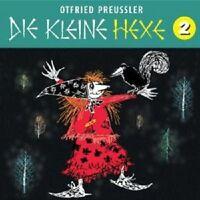 """OTFRIED PREUßLER """"02/DIE KLEINE HEXE"""" CD NEUWARE"""