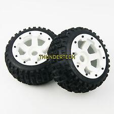 V2 Rear Knobby Tyre tire Wheel for Rovan King Motor HPI baja 5b SS T2
