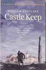 CASTLE KEEP WILLIAM EASTLAKE 1944 BELGIUM US ARMY VS NAZIS