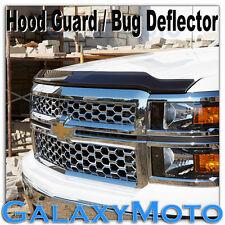 Chevy 2014-2015 Silverado 1500 Smoke Bug Shield Deflector Hood Guard Protector