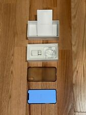 Apple iPhone X / 256GB / Silver (Unlocked) A1865 (CDMA + GSM) / Very Good Cond.