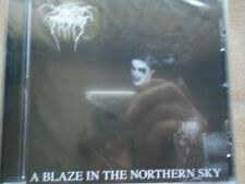 """DARKTHRONE """"A BLAZE IN THE NORTHERN SKY"""" CD FACTORY SEALED WITH INTERVIEW"""