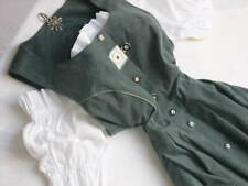 Folk Line Dirndl Trachtenkleid Balkonett Kleid Landhauskleid Dirndel Gr. 42 44
