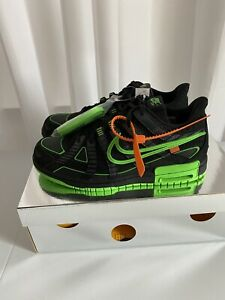 *OFF-WHITE* Nike Air Rubber Dunk x Off-White™️ Green Strike Size 12
