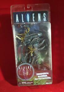 Aliens Xenomorph Warrior (Battle Damaged) Neca Action Figure