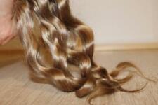 """Doll hair NUTTY 8-10 """" Reborn mohair 0.35 oz Mohair locks Hair for Reborn doll"""
