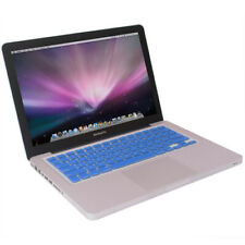Blue Silicone Keyboard Skin Cover For Macbook 13 inch Unibody, Macbook Pro, Air