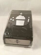 CUPCAKE BUILDER punch Stampin Up New Locking Candle Sprinkles Shapes