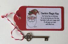 Santas Magic Key - Christmas Eve Box  Father Christmas - Magical Stocking Filler