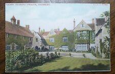 Salisbury, Ladies Training College. Vintage Postcard