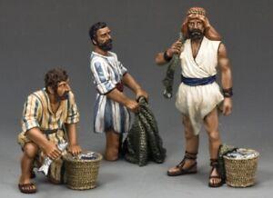 KING & COUNTRY LIFE OF JESUS LOJ032 THE FISHERMAN MIB