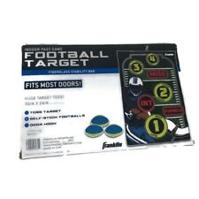 Franklin Sports Indoor Football Target Toss Game