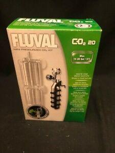 Fluval Mini Pressurized 20g-CO2 Kit - 0.7 ounce