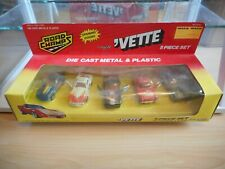 Road Champs Corvette Vette Set in Box