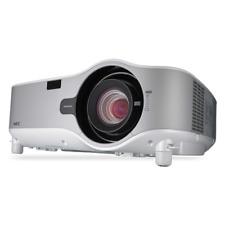 NEC NP1250 XGA LCD,3700 Lumen Install Projector - New In Box