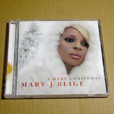 Mary J. Blige - A Mary Christmas 2013 USA CD MINT Funk / Soul #H03