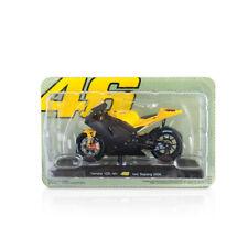 LEO 1/18 Yamaha YZR-M1 46# test pepang 2006 VALENTINO ROSSI Motorbike Toy Gift