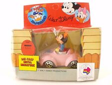 CO toys ESCI Italie n°WD04 Minnie et sa voiture Walt Disney 7,5 cm neuf boite