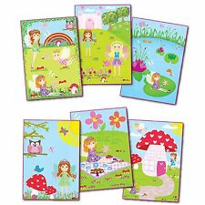 Water Magic Fairy Friends Reusable Magic Pad Ink Free Kid Friendly by Galt Toys
