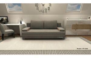 Sofa bed wersalka polskie wersalki  corner  WOJTEK choose colour