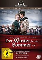 Der Winter, der ein Sommer war - Original-Langfassung 6 Teile, 4 DVD NEU + OVP!