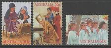 AUSTRALIA SG1040/2 1986 CHRISTMAS MNH