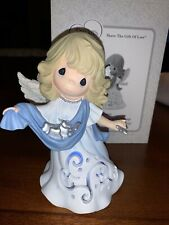 "Precious Moments ""Share The Gift Of Love"" Angel Led w Music 2016 Mib 171410"