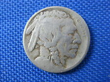 1913 D TYPE 1 BUFFALO NICKEL US 5 CENT COIN