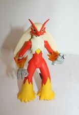 """Pokemon Blaziken Action Figure Toy Official Licensed Product 2007 6.5"""" Nintendo"""