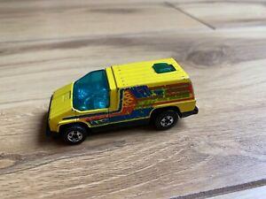 Vintage Hot Wheels Van - Made In Hong Kong By Mattel 1978