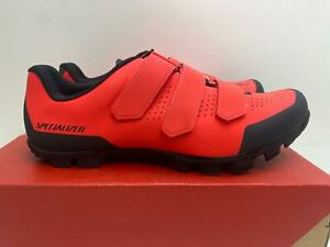 NEW Specialized Body Geometry SPORT MTB  Road bicycle SHOES 45 RED