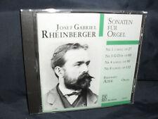 J.G. Rheinberg - Sonaten Für Orgel -Bernhard Ader