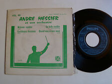 "ANDRE MESSIER & son orchestre  VOL 46 - WELCOME CUPIDON 7"" EP PHILIPS 424.250"