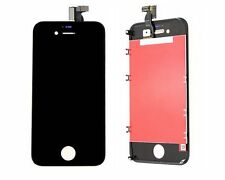 Front Glas Retina LCD Display Ersatz Komplett Schwarz Touchscreen Für iPhone 4