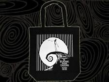 Nightmare Before Christmas Tote Bag JAPAN Post card Jack Tim Burton Halloween