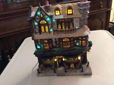 lemax christmas village  Facade