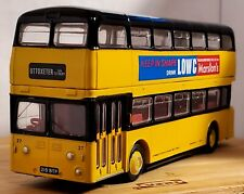 EFE 16514 Leyland Atlantean MCW Double Deck Bus Stevenson's of Uttoxeter