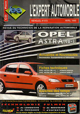 RTA revue technique l'expert automobile n ° 373 OPEL ASTRA