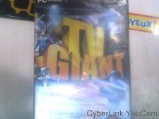 Jeu pc CD-ROM TV Giant - La simulation a grande echelle