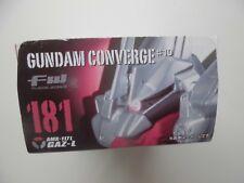 【BANDAI】Gundam Converge  #10 No.181 ~~ GAZ-L~~ figure